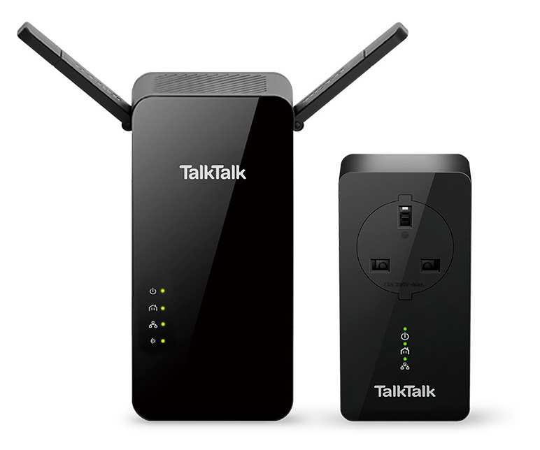 TalkTalk Wi-Fi Extender Kit